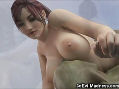 3d-busty girls-freak-girl