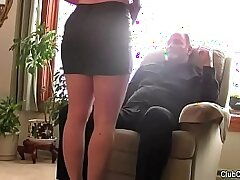 beautiful-blindfolded-humiliation-husband
