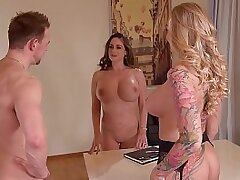 3some-anal-blowjob-busty girls